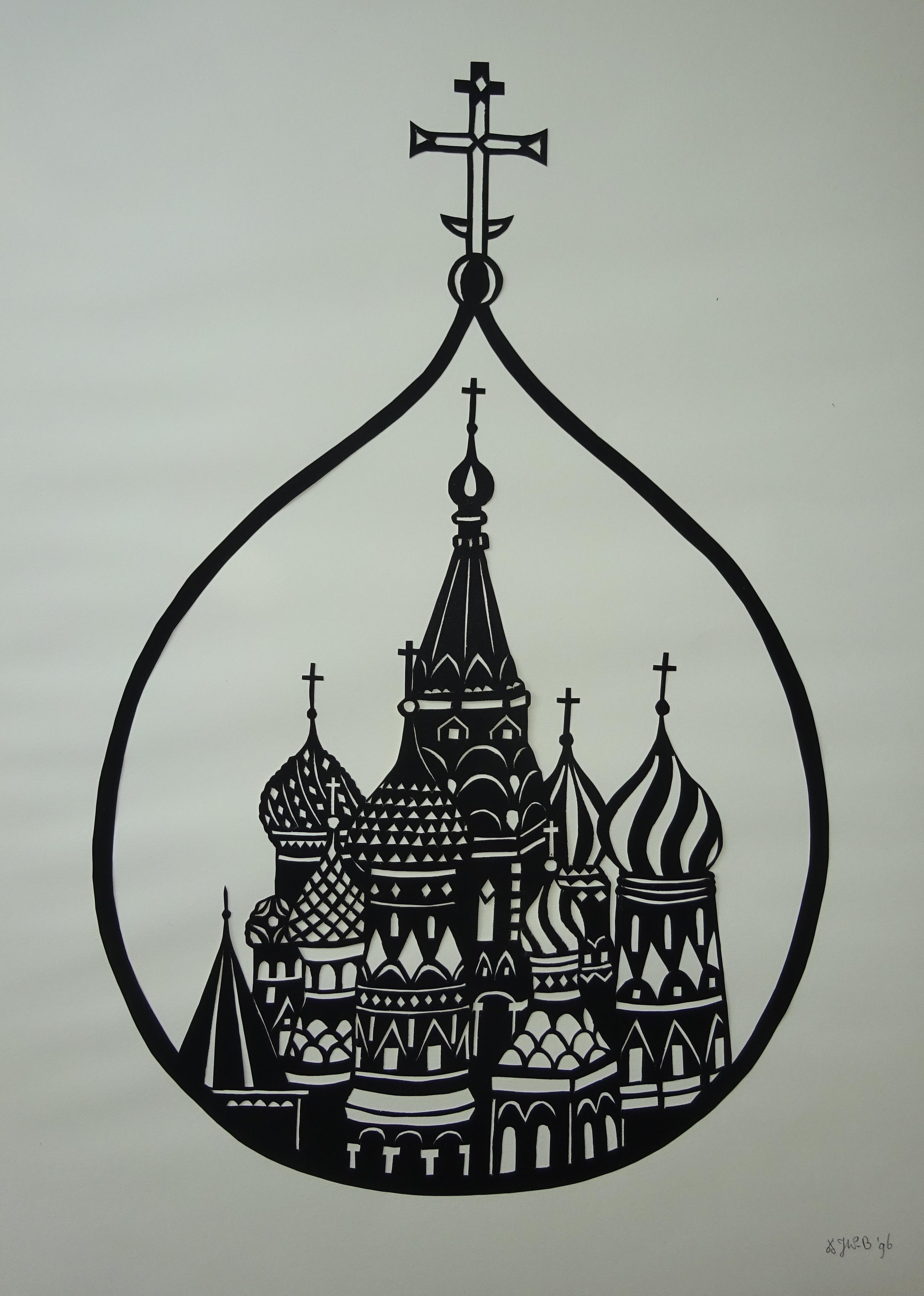 Inspiratie uit Moskou